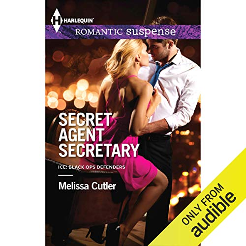 Secret Agent Secretary audiobook cover art