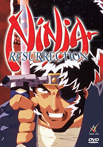 Ninja Resurrection - OVA 1&2 - OmU - [DVD] [Alemania]