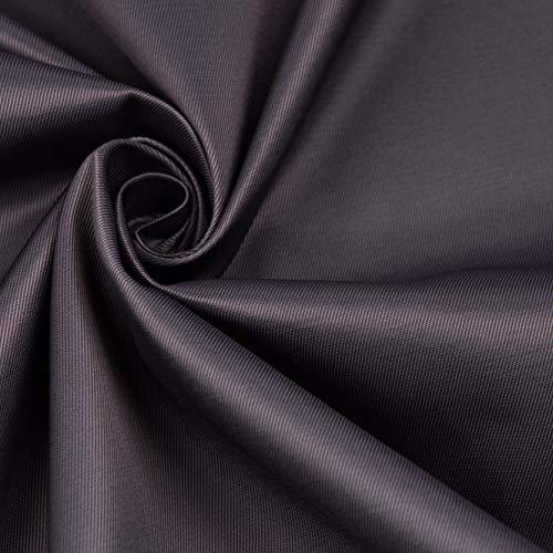 PINSOLA Tela de jardín, tela al metro, 50% poliéster, 50% algodón, para muebles de jardín, tela impermeable, disponible en muchos colores, 1 unidad = 0,5 m
