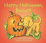 Happy Halloween, Biscuit!