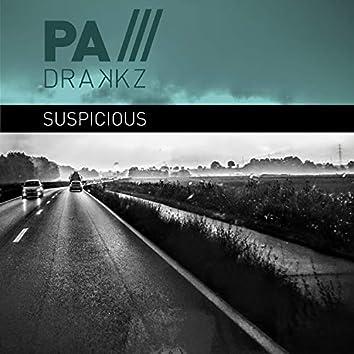 suspicious