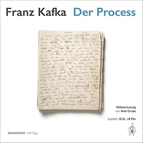 Der Process audiobook cover art