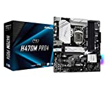 ASROCK H470M PRO4 Supports 10th Gen Intel Core Processors (Socket 1200) Motherboard
