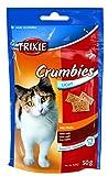 TRIXIE Crumbies con Malta, 50 g, Gato