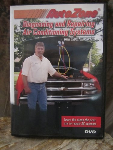 Autozone Diagnosing and Repairing Air Conditioning Systems