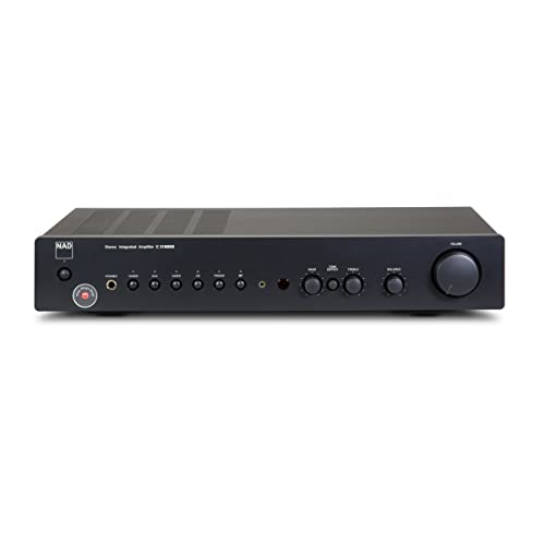 NAD Integrated Amplifier: Amazon com