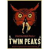 Poster Tv-Serie Twin Peaks Poster Vintage Poster Druckt