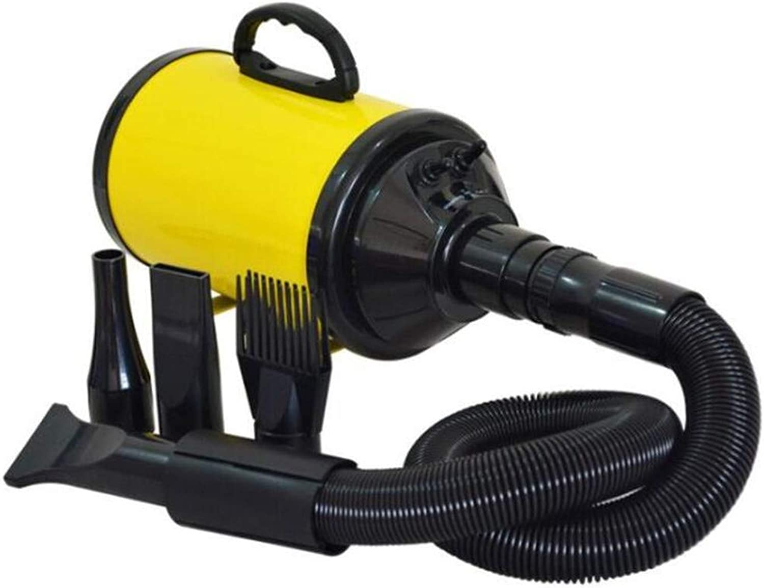 Pet Dog Blower Professional Pet Dog Dryer Pet Club Pet Grooming Hair Dryer For Dogs And Cats With 4 Different Nozzles