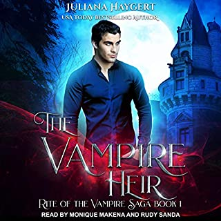 The Vampire Heir cover art