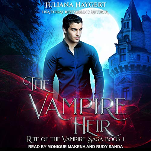 The Vampire Heir  By  cover art