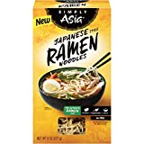 Simply Asia Japanese Style Ramen Noodles, 8 oz (Pack of 6)