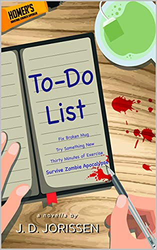 To-Do List: A zombie horror comedy for the undead at heart