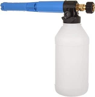 IDROBASE Pistola de espuma para limpiador de alta presi/ón M22