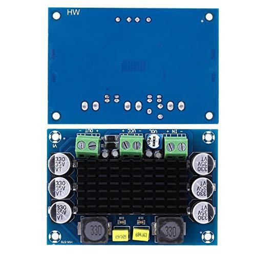 Módulo de placa de amplificador digital Mono Canal de sonido 100W Placa de amplificador de potencia de audio Estable TPA3116D2 Placa de amplificador de audio DC 12-26V XH-M542 Eléctrico