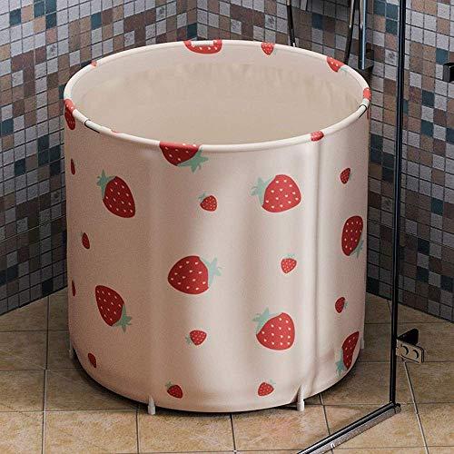 Bañeras de spa redondas de celebridades Bañeras plegables para adultos Bañera de spa portátil para estudiantes en el hogar Piscina de inmersión para niños Bañeras de spa Baño de agua caliente de