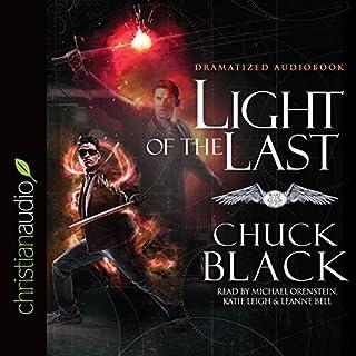 Light of the Last audiobook cover art