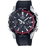[カシオ] 腕時計 エディフィス 電波ソーラー EQW-T670PB-1AJF メンズ ブラック