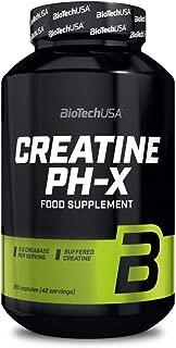 Creatine PH-X - 210 capsules - Biotech