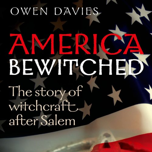 America Bewitched cover art