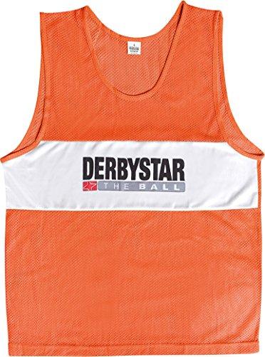 Derbystar Unisex Standard Markierungshemdchen, orange, Senior