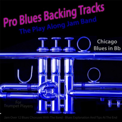 Pro Blues Backing Tracks (Chicago Blues in Bb) [For Trumpet Players]