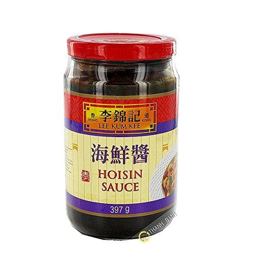 La Salsa Hoisin LEE KUM KEE 397g China - Pack de 3 uds