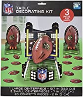 """""""NFL Drive Collection"""" Party Table Decorating Kit"""