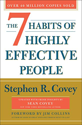 Real Estate Investing Books! -  The 7 Habits of Highly Effective People (30th Anniversary Edition)