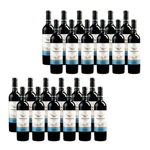 Trapiche Malbec - Vino Tinto- 24 Botellas