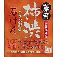 薬用柿渋石けん 100g×5個