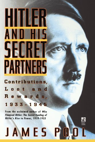 Hitler and His Secret Partners by James Pool (1998-12-01)