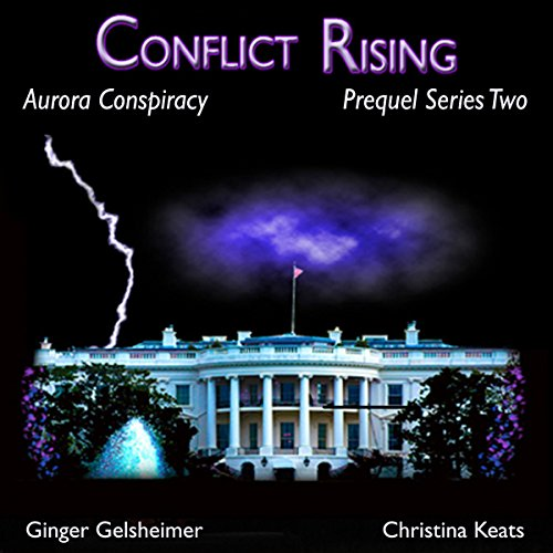 Conflict Rising audiobook cover art