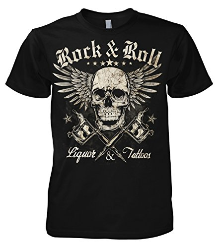 Le T-shirt Rock'n'roll
