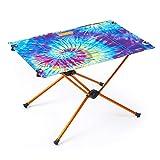 Helinox Table One - Mesa de camping para exteriores, ligera, plegable, portátil, normal, 23 x 15.5 pulgadas, teñido anudado