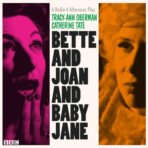 Bette and Joan and Baby Jane audiobook cover art