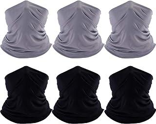 Ambielly Protezione UV Fascia Bandana Sport Fasce per ventole suncreen Bandana traspirante Polvere Vento Prova Ghette al collo Per attivit/à allaperto