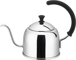 宮崎製作所 Miyacoffee コーヒーポット 0.9L IH対応 ミラー MCO-1