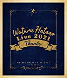 Wataru Hatano Live 2021 -Thanks- Live Blu-ray