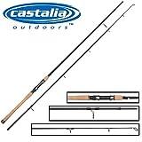 Castalia Spin Pro 270cm 20-75g - Spinnrute zum Spinnangeln auf Hecht, Barsch, Forelle & Zander...
