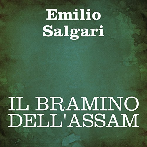 Il bramino dell'Assam [The Brahmin Assam] audiobook cover art
