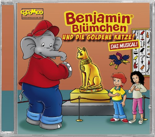 Benjamin Musical - Benjamin und die Goldene Katze