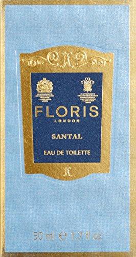 Floris London Santal, Eau de Toilette, 50 ml - 2