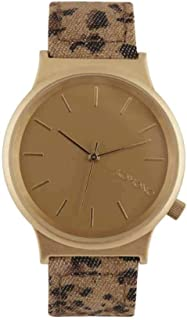 Komono Women's W1802 Watch Brown