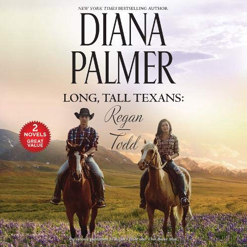 Long, Tall Texans: Regan/Todd cover art