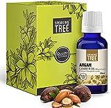 Glamorous Hub Speaking Tree Aceite de argán con rodillo de acero Botella de 30 ml (el embalaje puede variar)