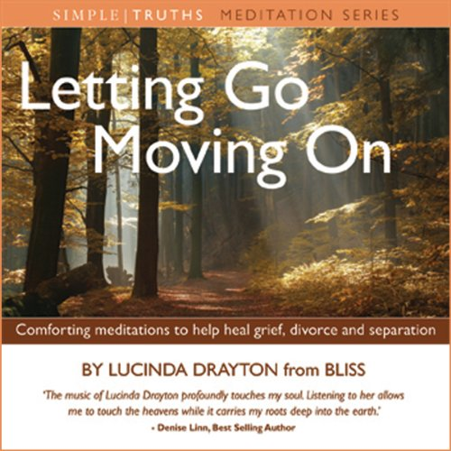 Letting Go, Moving On audiobook cover art