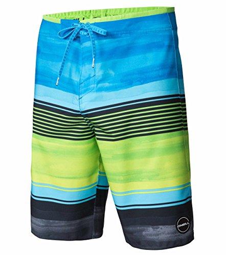 O'Neill Heist - Pantaloncini da Uomo, Colore: Verde, 31