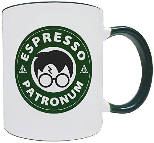Espresso Patronum - Starbucks Themed Mug