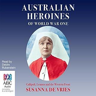 Australian Heroines of World War One cover art