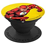 The Flash Character PopSockets Grip and Stand for Phones and Tablets